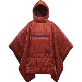 Therm-a-Rest Honcho Poncho Unisex Rust